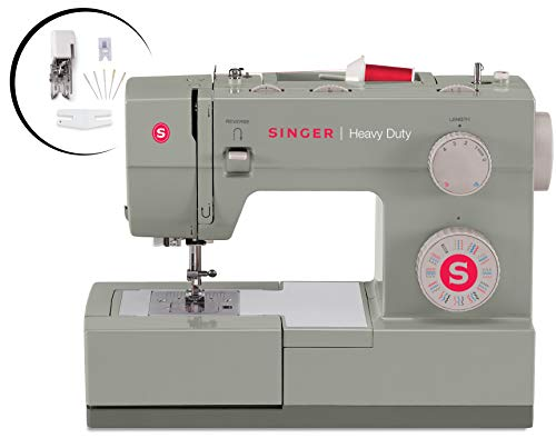 SINGER 4452 Heavy Duty Sewing Machine Review