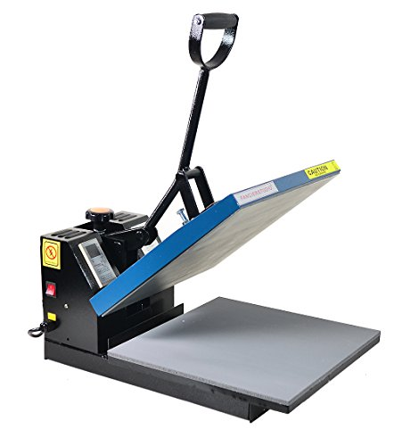 Fancierstudio 15 x 15 Power Heat Press Machine