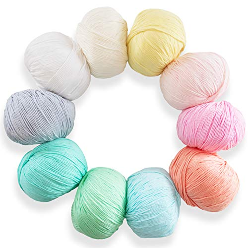 Studio Sam Pure Cotton Yarn