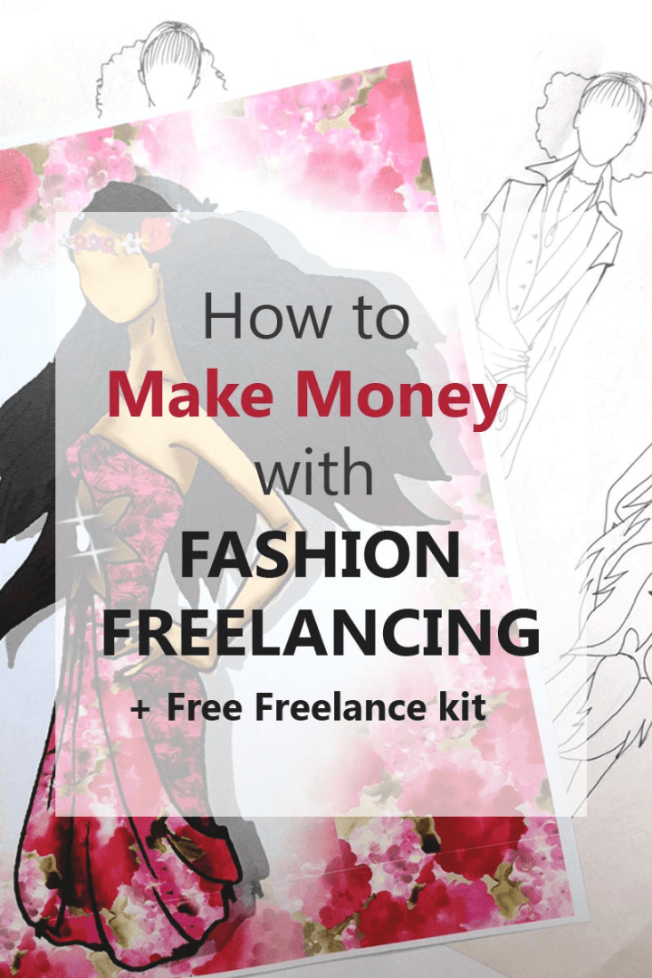 Career in Fashion Design: How to start freelance and make money (+ ...