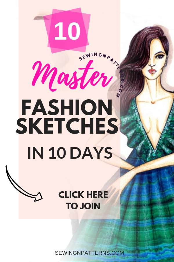 Free course on how to draw fashion design sketches, fashion design illustrations, fashion illustration techniques, sketchbook, step by step fashion illustration sketches, fashion illustration poses, fashion drawing, fashion faces, couture fashion illustration, fashion sketches ideas. #clothesdesign #fashiondesign #fashionblogger #fashiondaily #fashionsketches #fashionillustration #fashionart #fashiondrawing #fashionsketchbook #fashioncollection #fashioninspiration #fashiontrends #fashionweek