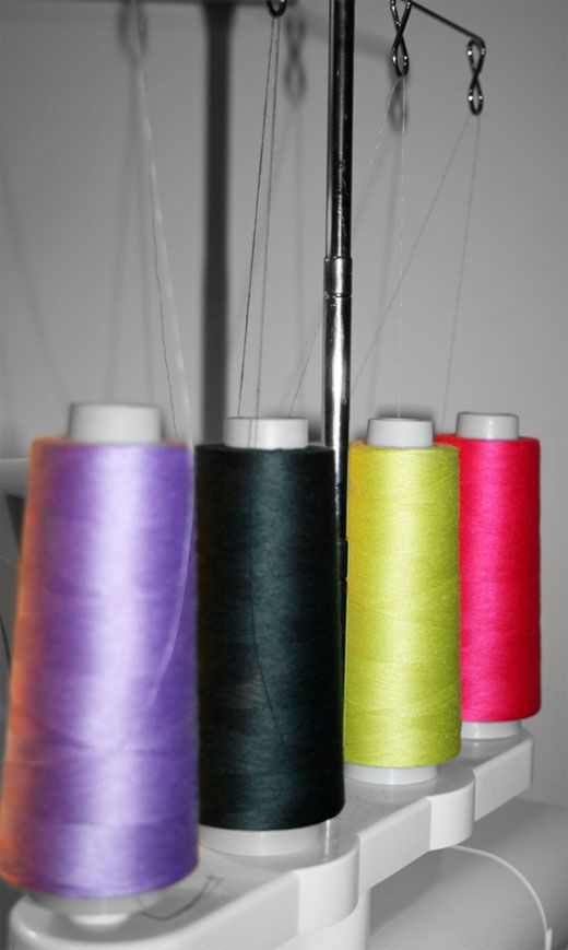 Tips For Tackling A SergerOverlock Machine Sewing Parts