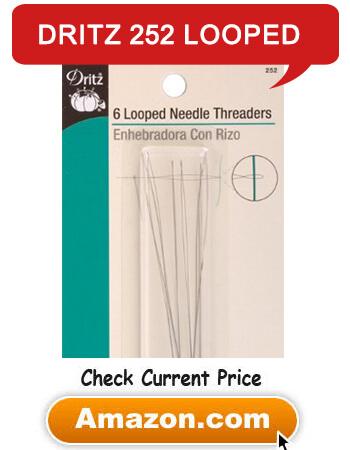 Dritz 252 Looped Needle Threaders