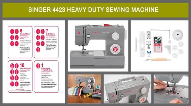 singer 4432 sewing machine