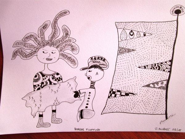 Jo-Anne drawing
