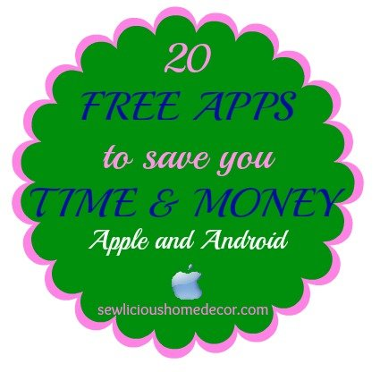 20 free apps to save you time and money