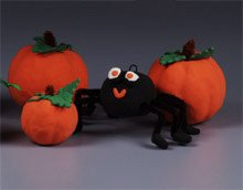 halloween magic spider