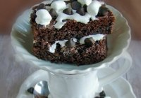 Best Hot Chocolate Brownies