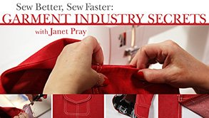 sew better sew faster sewing class