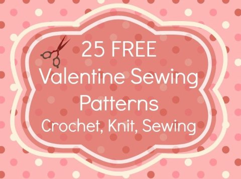 25 free valentine