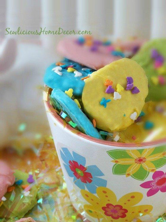Reeses Easter Egg #Cookies