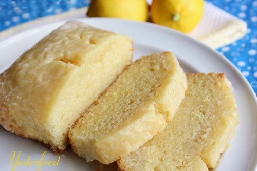 Starbucks Lemon Loaf by Yesterfood 55