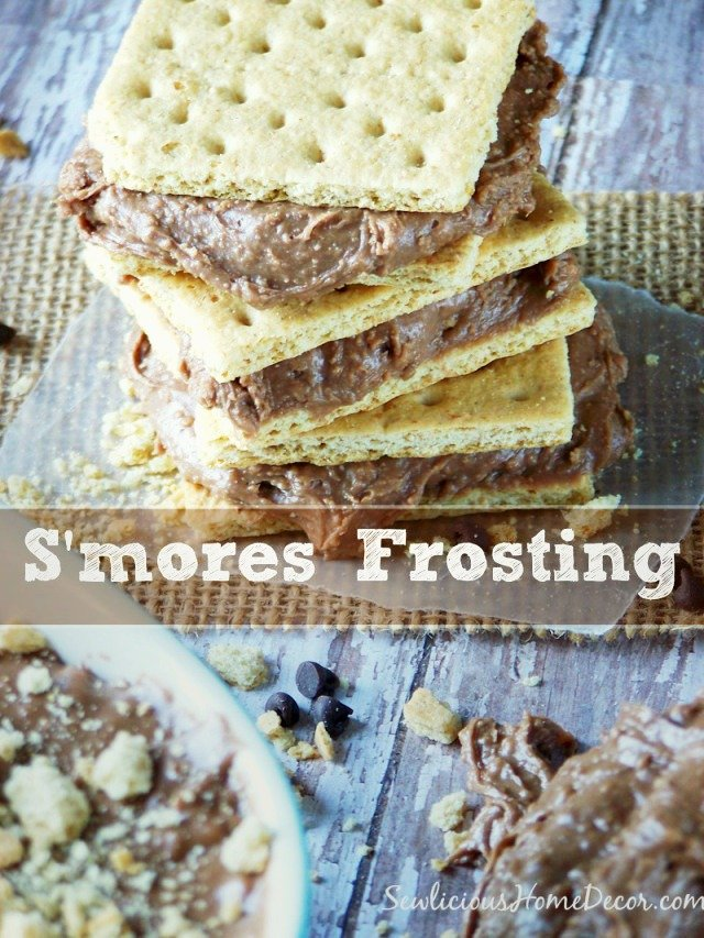 Delicious Smores-Frosting-Dip-and-Icing-at-sewlicioushomedecor.com_