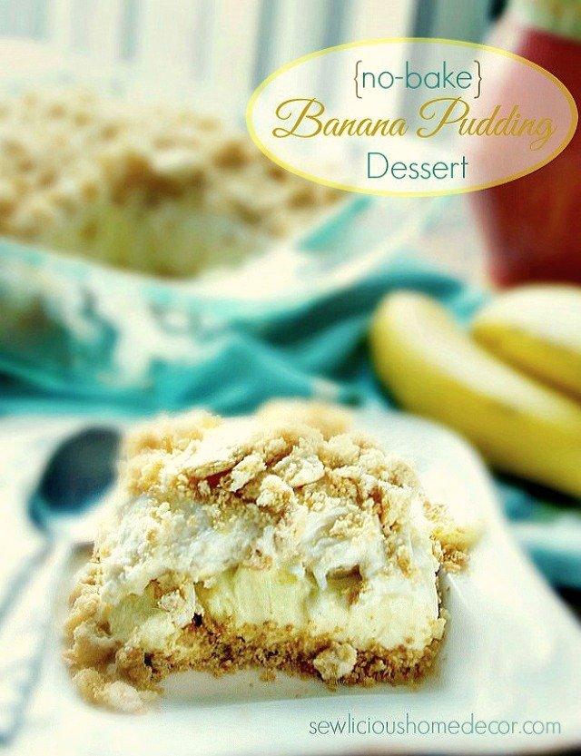 Cream Cheese Pudding Cake Recipes