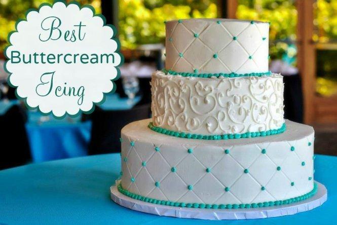 Best Buttercream Icing Recipe at sewlicioushomedecor.com