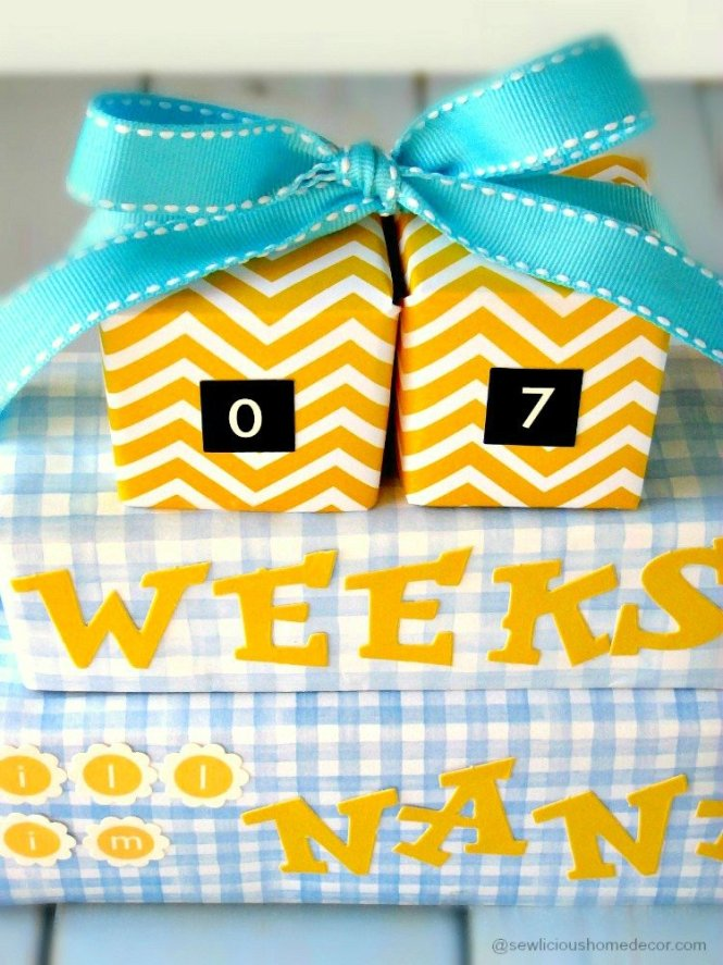 A New-Baby-Arrival-Countdown-sewlicioushomedecor