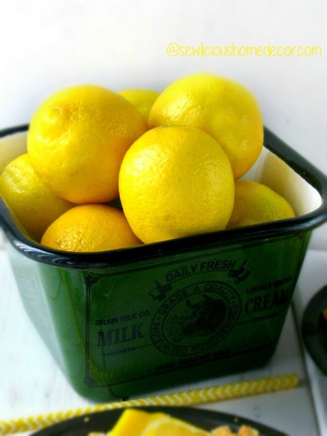 A Bowl Full of Lemons sewlicioushomedecor.com