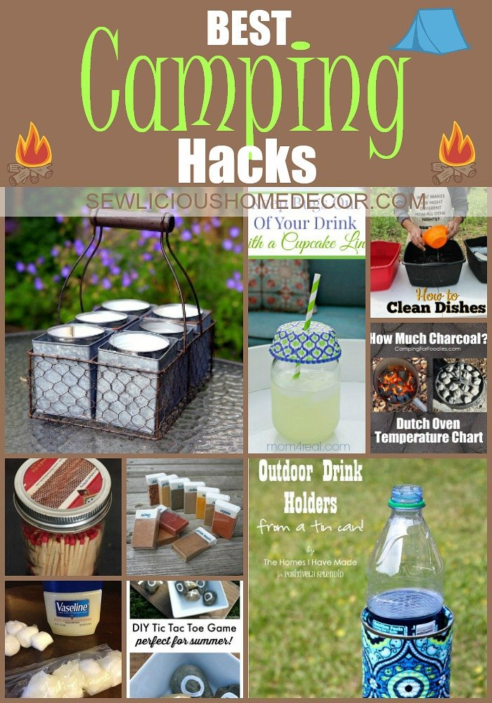 Best DIY Camping Hacks
