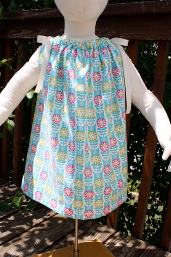 Pillowcase Dress | Sew Like My Mom