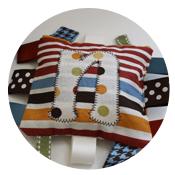 Sew Like My Mom | Bean Bag Tutorial
