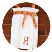 Sew Like My Mom | Towel Wrap Tutorial