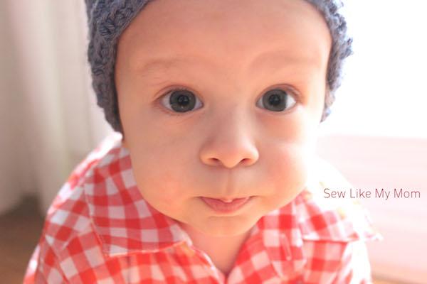 Sew Like My Mom | Sloane Hat