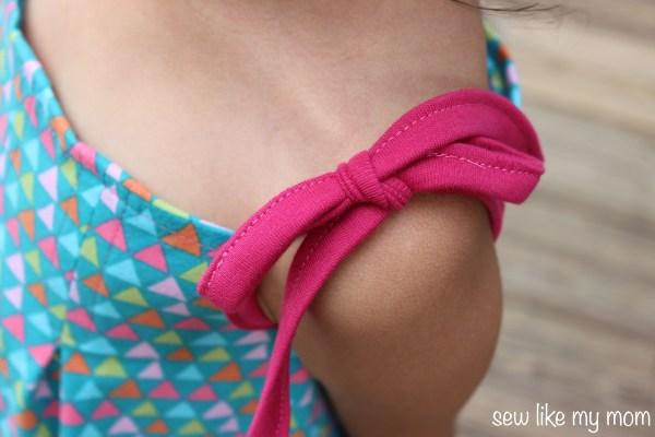 Sew Like My Mom   Pleated Sundress