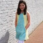 Sew Like My Mom Mandrake Dress