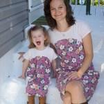 Sew Like My Mom Tulipa & Allium Dolman