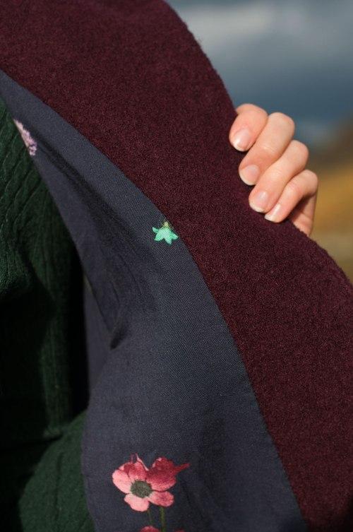 Sew Mariefleur Kerry Cape Designer Stitch