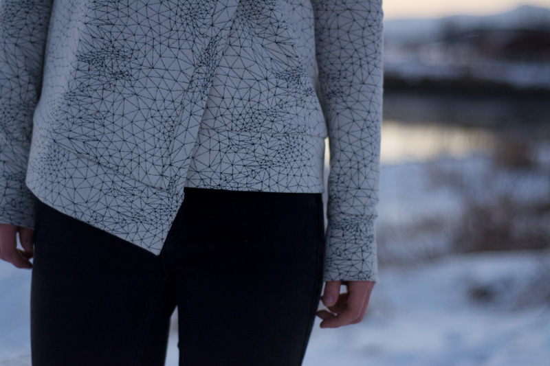 Sew Mariefleur Hey June Tallinn Sweater