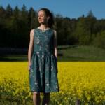 Sew Mariefleur Emery Dress Christine Heynes