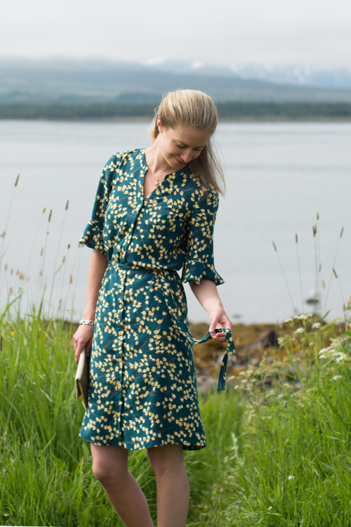 Sew Mariefleur Bonn Dress Itch to Stitch