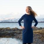 Sew Mariefleur Indiesew Burda Dart Dress