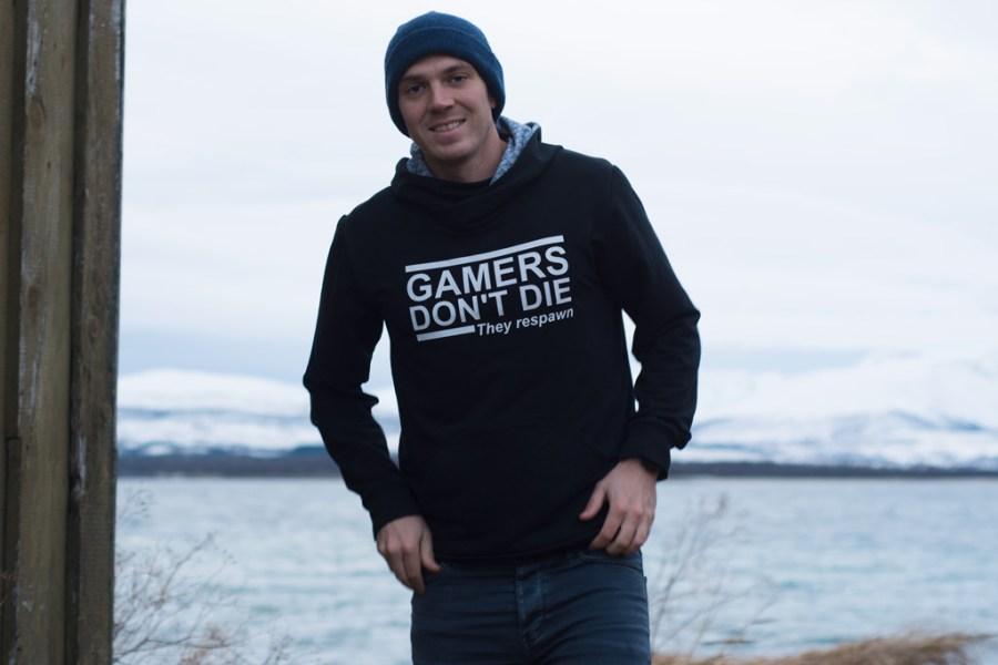 Sew Mariefleur Palouis Gamers don't die Nosh