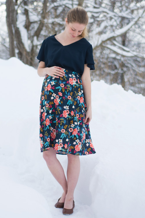 Sew Mariefleur Hey June Amalfi Dress