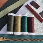 Sew Mariefleur Zaudal Creates Oslo Pouch