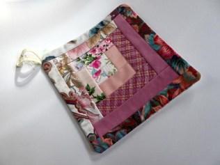 Pink trivet