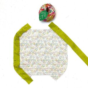 SMS sewing project and pattern step by step star fabric and measurements