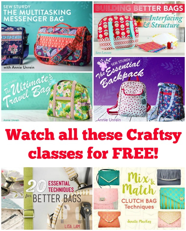 Craftsy unlimited. Watch any class on Craftsy for free. 7 -day trial special offer. Craftsy class coupon code. Free Craftsy class.