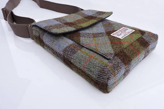 Men\'s Messenger Bag Sewing Pattern - Sew Modern Bags