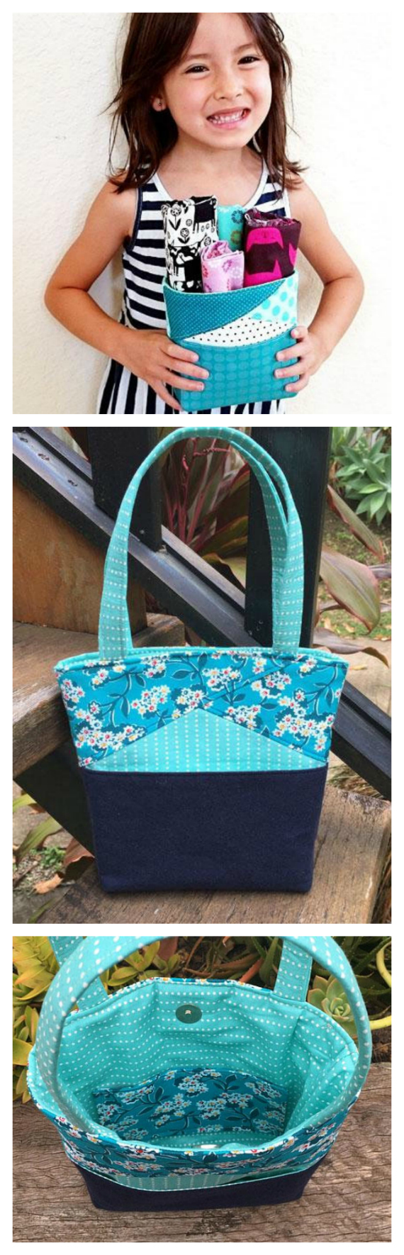 Here's a great pattern for a beginner sewer, for a quick and easy sew, to make you this adorable Stand Up Clutch bag. And the great news is the Stand Up Clutch comes in three sizes (small, medium and large) which enables you to make a clutch to suit any and every occasion.