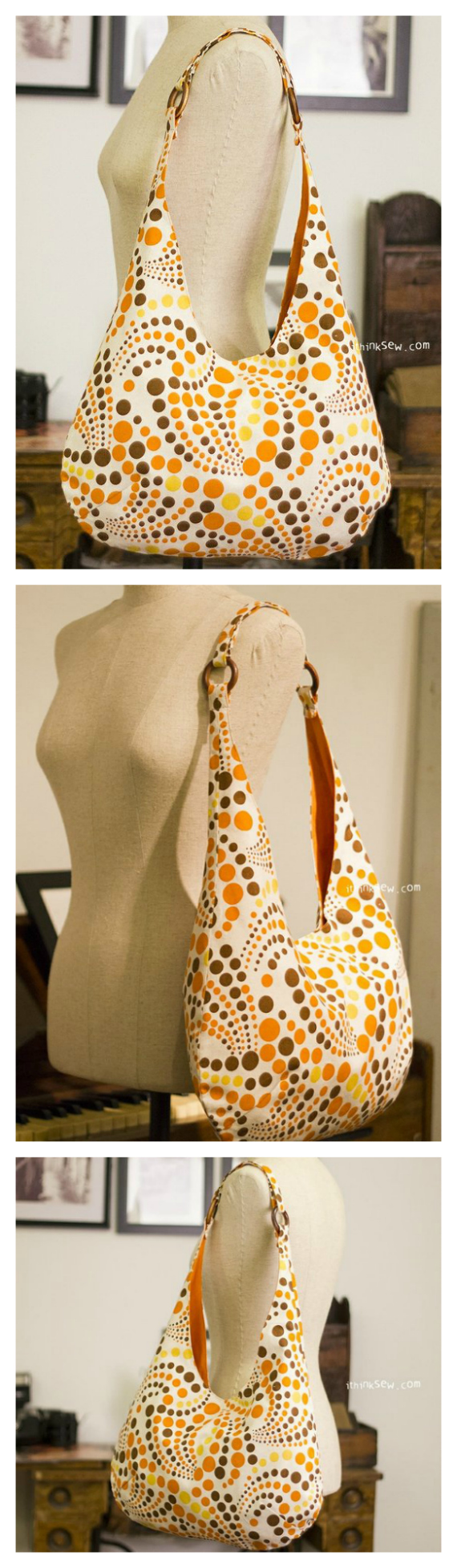 What you will need to make the Marsha Bag