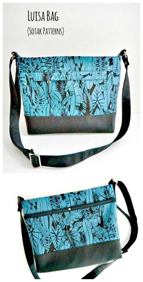 Luisa Crossbody Bag featured image