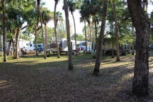 Collier Seminole State Park Campground