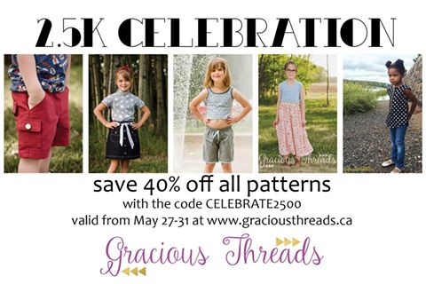 Gracious Threads Sale