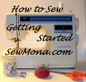 How to Sew Getting Started