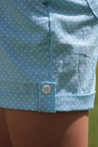 Little Loungers Button Tab