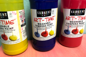 Primary Colors for Color Wheel