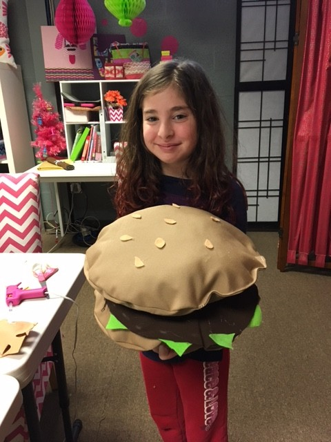 hannah hamburger